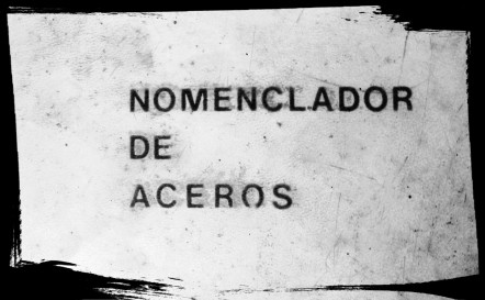nomenclador de aceros